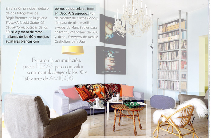 Decoarts Berlin in Architectural Digest